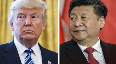 """Trump es compromet amb Xi Jinping a mantenir la política d'""""una sola Xina"""""""
