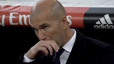 Zidane no respon a les sospites de Piqué