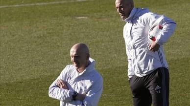 Zidane deixa a casa Ronaldo i Modric per a la cita de Sevilla