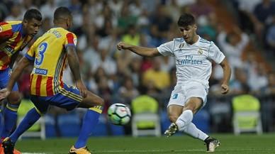 Asensio rescata el Madrid (2-2)