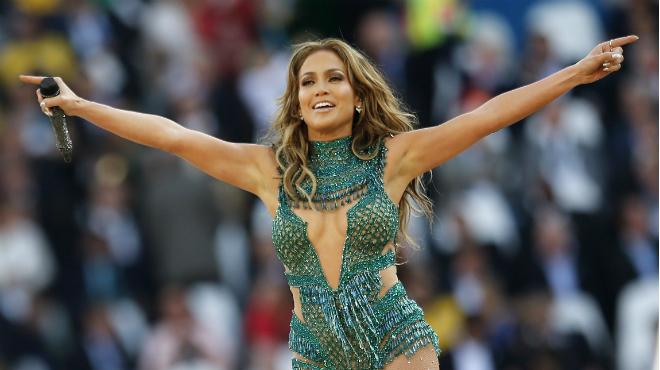 El vídeo de Jennifer Lopez imitant Shakira es fa viral