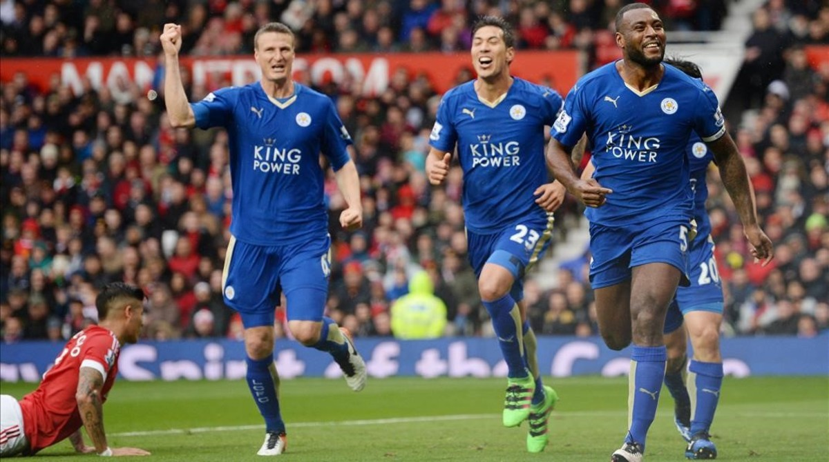 Image Result For Manchester United Leicester City Vivo Radio
