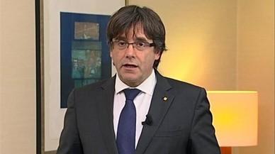 """Puigdemont, des de Brussel·les: """"És un cop a les eleccions"""" i altres notícies del dia, en un minut"""