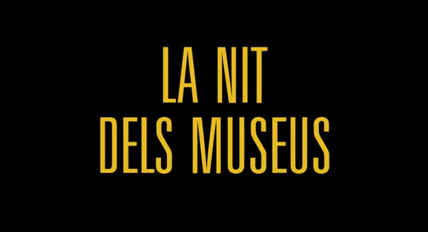 Promocin del 'La Nit dels Museus' de este ao