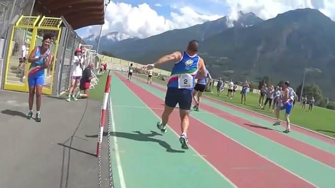 Campionant mundial de retro running