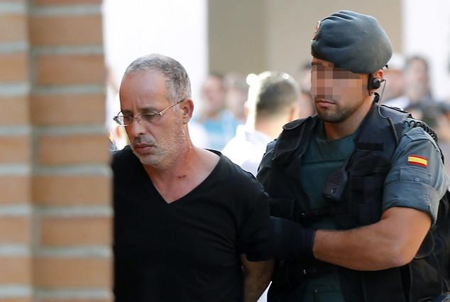 La jueza envía a prisión al presunto asesino de Eva Blanco