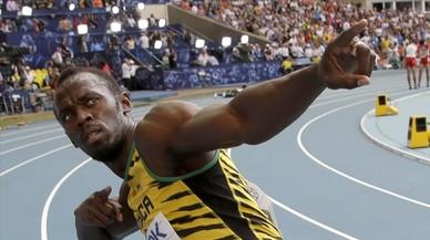 Bolt busca un triple triple inaudit