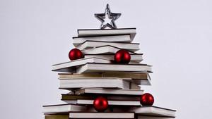 Libros para la Navidad.