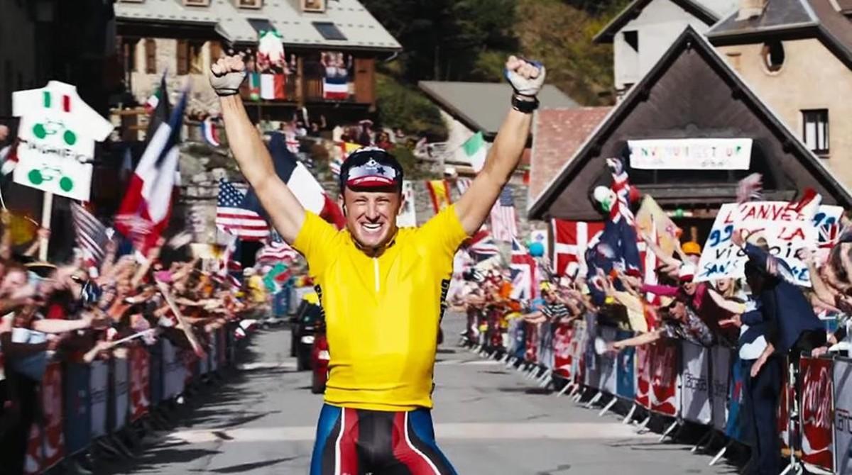 Un filme narra el ascenso y ca�da de Lance Armstrong