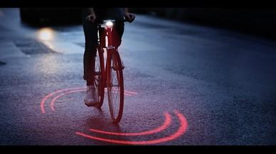 El sorprendente sistema para reducir los accidentes con ciclistas