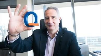 NUEVOS PARADIGMAS. Juan Antonio Herrero responsable de la empresa QuoNext.