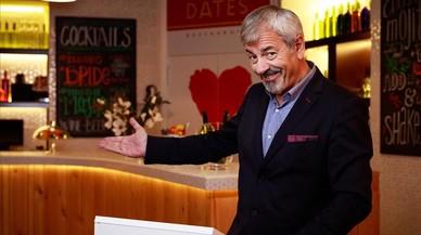 """Carlos Sobera: """"En la tele hay que reinventarse y yo lo hice con 'First dates'"""""""
