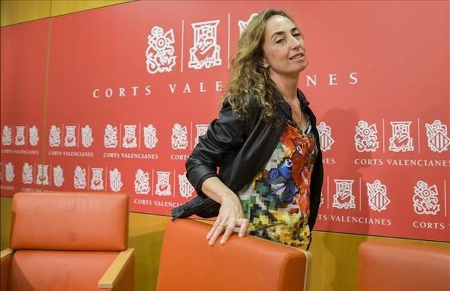 Carolina Punset cambia el Parlamento valenciano por el europeo