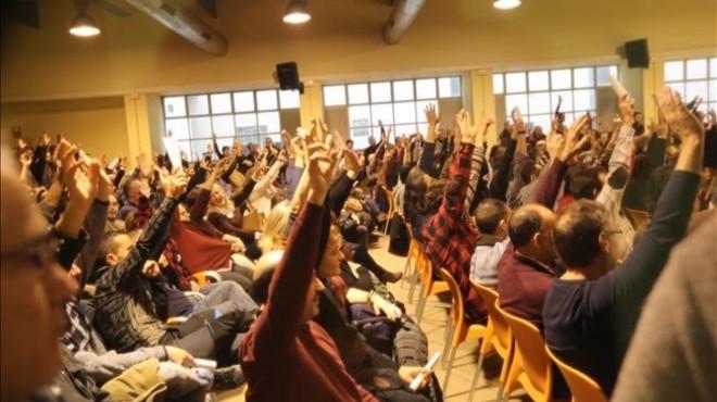 El metro rebutja l'oferta de TMB i reafirma la vaga durant el Mobile World Congress