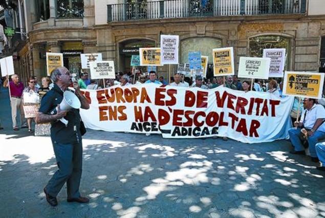 Adicae aconseja reclamar los gastos hipotecarios por v a for Via extrajudicial