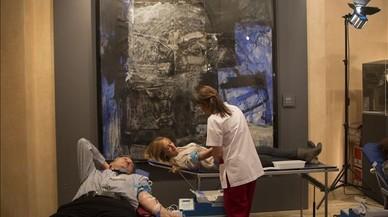 Más de 5.400 donaciones de sangre recogidas en cuatro días