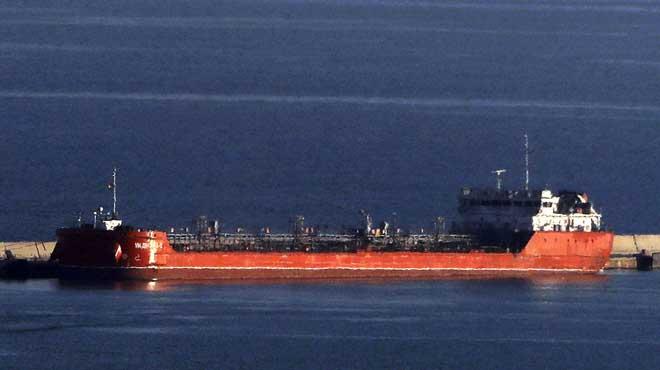 Dos mariners desapareguts a Barcelona després de xocar el seu pesquer amb un mercant rus