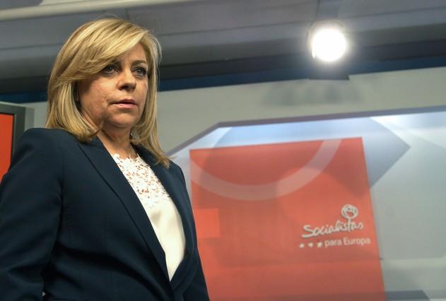 """Valenciano pide no """"volar el puente"""" entre PSOE y PSC"""