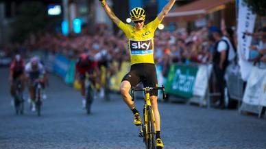Froome, Contador, Valverde... cartell del luxe a la Volta
