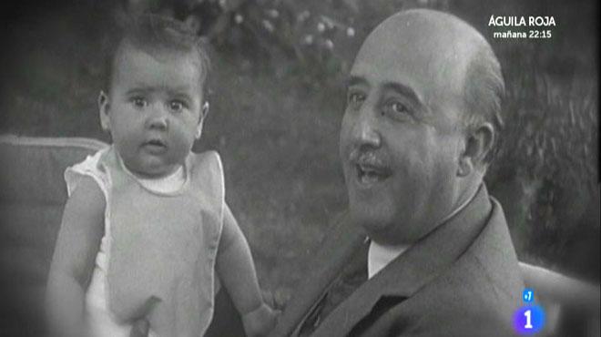 Homenaje a Franco en TVE.