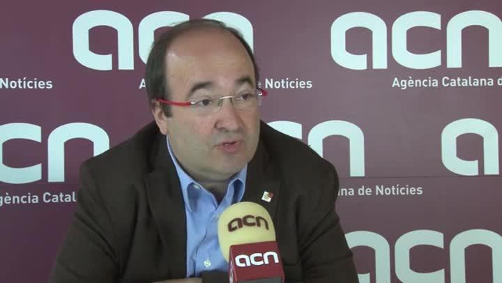 """Iceta cree que el 'caso Pujol' """"reavivará"""" el 3% denunciado por Maragall en el 2005 si se demuestra que """"se han cobrado comisiones"""""""