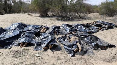 L'assassinat de 20 immigrants evidencia el fiasco del pacte entre Líbia i la UE