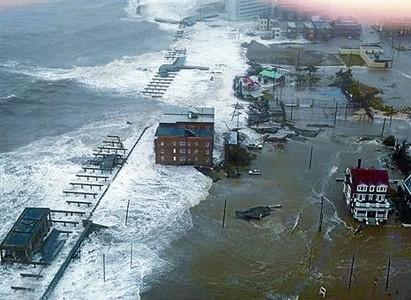Obama supera la prueba del hurac�n