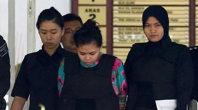 Las acusadas de la muerte de Kim Jong-nam tenían rastros de veneno en la ropa