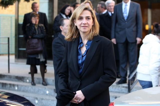 Barcelona retirará la Medalla de Oro de la ciudad a la infanta Cristina