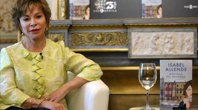 """Isabel Allende: """"Trump és el pitjor que li pot passar a un país"""""""