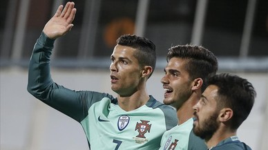 La Portugal de Cristiano torna a topar amb Espanya