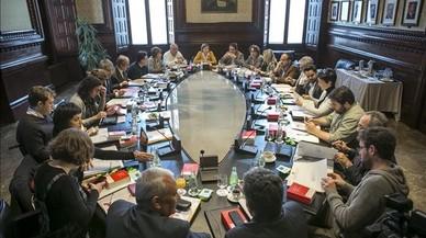 El Parlament tramita la reforma del reglament per agilitzar les lleis de desconnexió