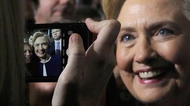 Hillary Clinton, una dona a l'ull de l'huracà