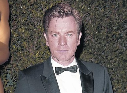 L'actor Ewan McGregor.
