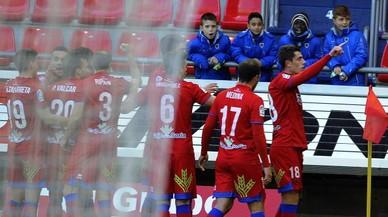 El Reus cae en Soria (1-0)