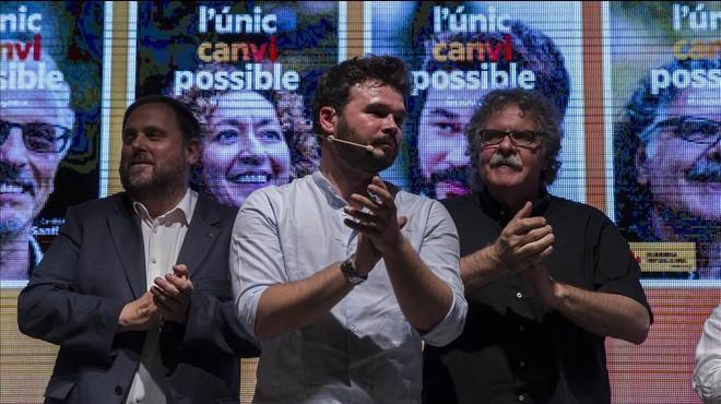 L'ERC més esquerranosa surt al camp per batallar amb En Comú Podem