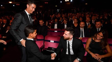 Cristiano, el millor del món per a la FIFA