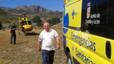 Moren tres guàrdies civils al caure el seu helicòpter durant un rescat de muntanya a Lleó