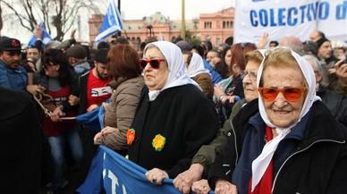 La lluita de les Madres de la Plaza de Mayo compleix 40 anys