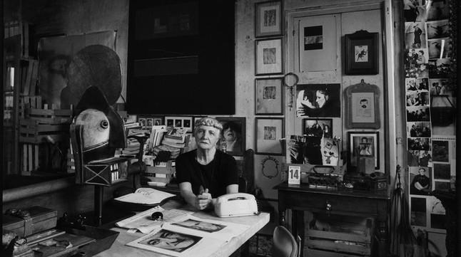 Muere Carol Rama, la pintora de la vanguardia italiana