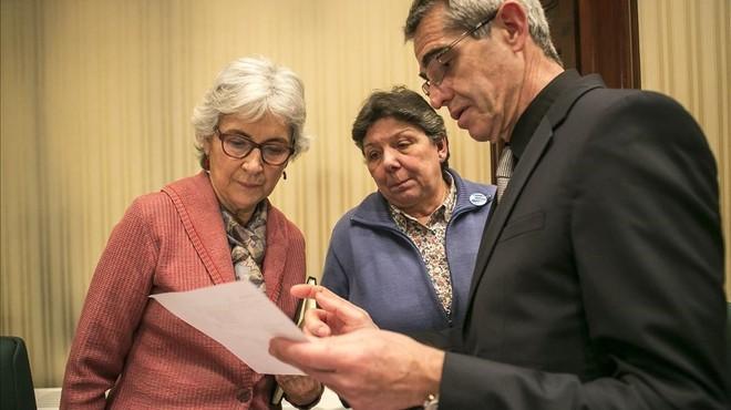 El Govern concedeix a Muriel Casals la Medalla d'Or de la Generalitat a títol pòstum