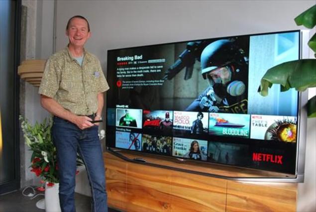 """Neil Hunt, de Netflix: """"La TV que conocemos va a cambiar por completo"""""""