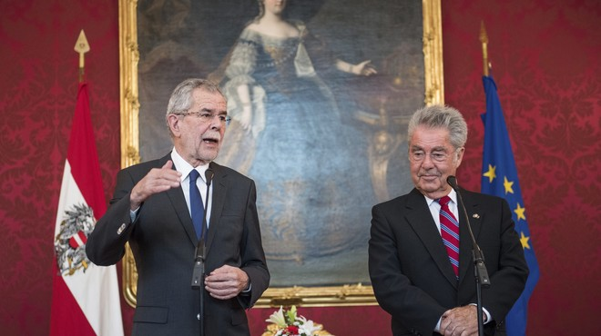 Europa respira alleujada després de la derrota de la ultradreta a Àustria
