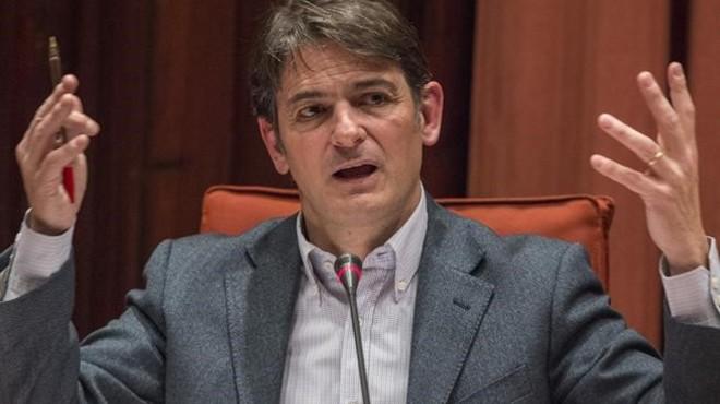 El fiscal pide 5 años y 2 meses de cárcel para Oriol Pujol por el 'caso ITV'