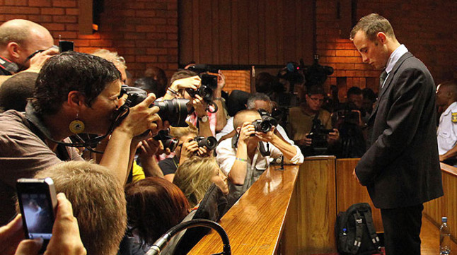 Pistorius, v�ctima de un 'hacker'