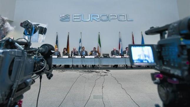 La Europol destapa la mayor red de amaños de partidos de fútbol