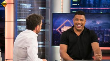 Audiencias: Ronaldo le da el liderato a 'El hormiguero'