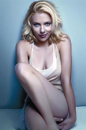 Scarlett, la mujer más sexi del año