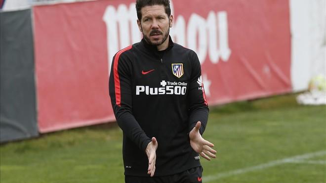 Un Atlètic eufòric repta el Granada al Calderón
