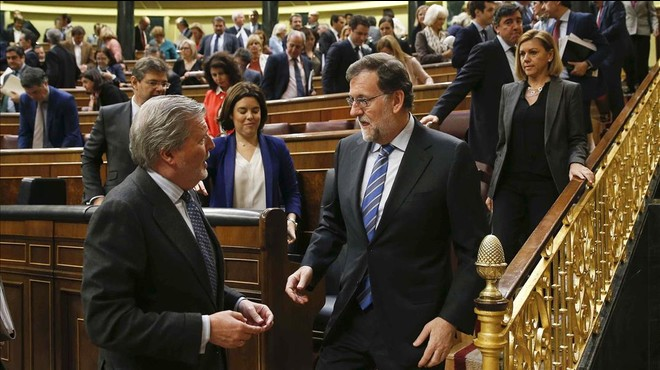 """Rajoy tanca el debat sobre les primàries i ajorna la discussió al """"futur"""""""